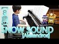 【8歳】SNOW SOUND/[Alexandros] 『JR SKISKI』CMソング