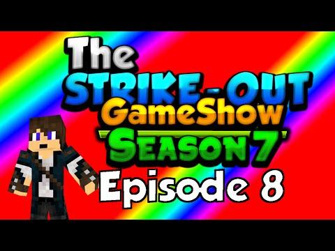 TUNNEL O' TRAPS! - The Strike-Out Gameshow - Season 7 Episode 8 (Minecraft Gameshow)