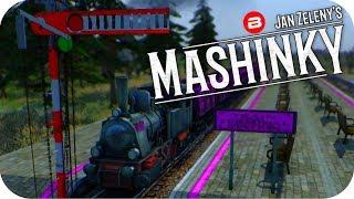 MASHINKY Gameplay - RO-RO STATION!! - Tycoon Trains Simulator/Railroad Tycoon #5