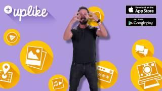 Shia Labeouf talk about Uplike - YouTube