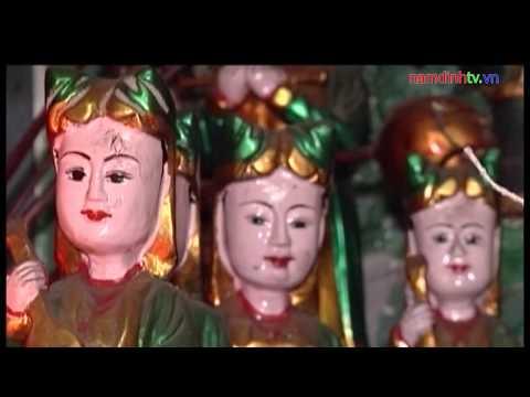 Tín ngưỡng thờ Mẫu   Nét văn hóa đặc sắc của người Việt - Thời lượng: 20 phút.