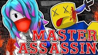 THE MASTER ASSASSIN!! - ROBLOX!