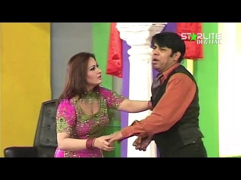 Miss World Nargis New Pakistani Stage Drama Trailer Full Comedy Funny Play | Pk Mast