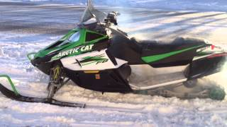 3. 2009 Arctic Cat F8