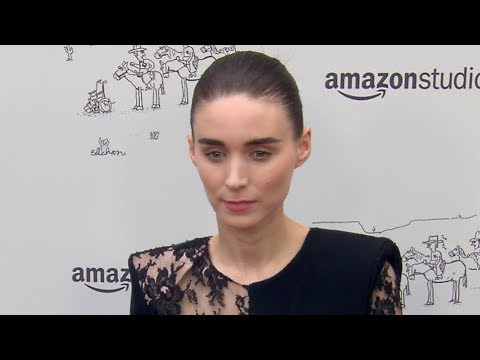 Rooney Mara, Joaquin Phoenix & Jack Black at the Don't Worry He Won't Get Far on Foot Premiere