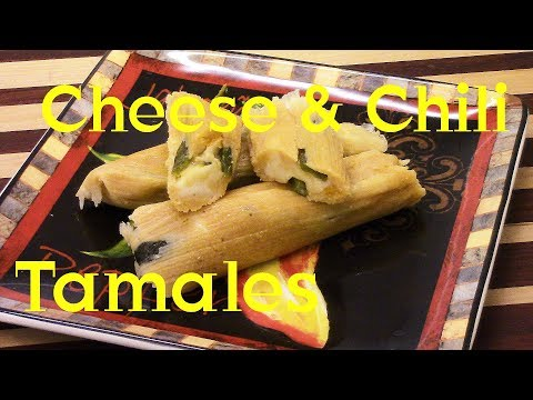 Chili Con Queso Tamales Recipe S2 Ep203