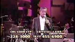 Sammy Davis sings I Dreamed a Dream