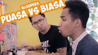 Video Bloopers PUASA vs Bulan BIASA MP3, 3GP, MP4, WEBM, AVI, FLV Juni 2017