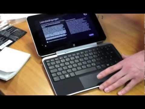 Dell Tablet XPS 10 | Unboxing (german | deutsch)