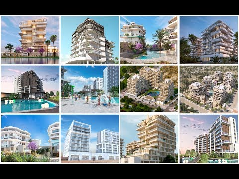 New buildings at the Costa Blanca. Lawyer's comments on buying off-plan in Spain