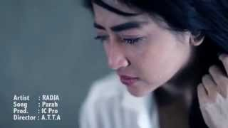 Radja - parah [OFICIAL VIDEO CLIP]