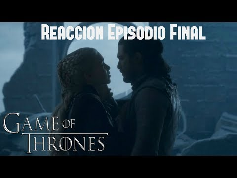 Reacción Ep. 6 Final de Game Of Thrones ¿Satisfactorio o Absurdo?