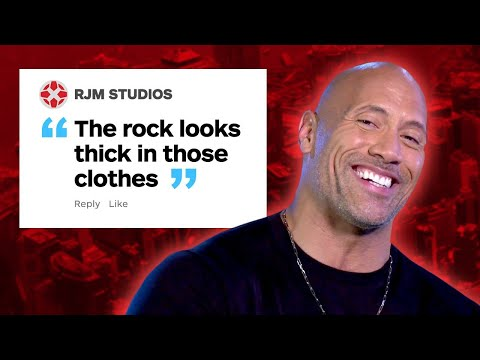 The Rock Responds to IGN Comments