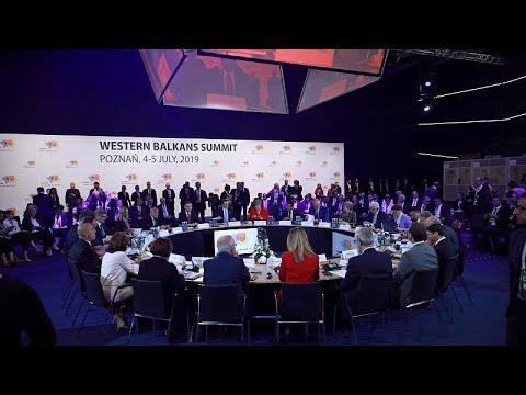Polen: Beginn der Westbalkan-Konferenz in Posen