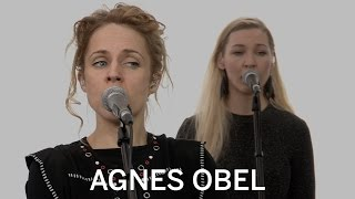 Agnes Obel performs 'It's Happening Again' in NP Music studio