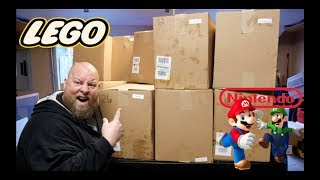 I Paid $404 for $5,151 of TOYS & Collectibles + Amazon Customer Returns Pallet Unboxing