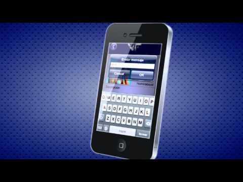 Video of Virtual Face