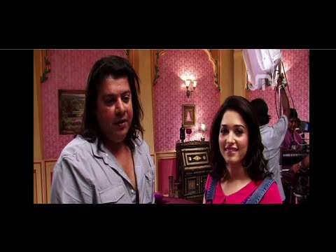 Himmatwala - Behind The Scenes - Da