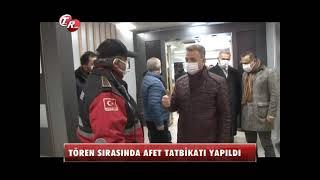 Gaziosmanpaşa Arama Kurtarma Derneği'mize Malzeme Desteği - Tek Rumeli Tv