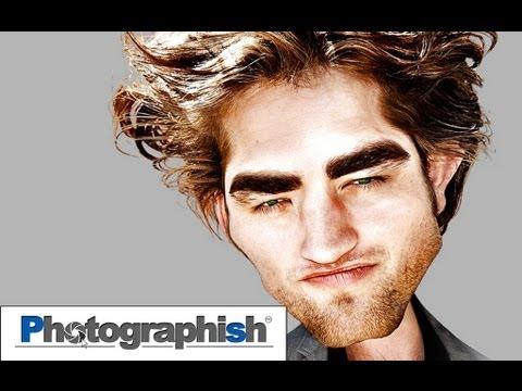 KARIKATUR -Photoshop Tutorial by Philipp Hebold-