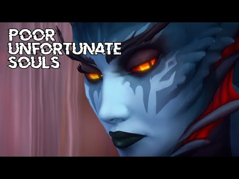 Sharm ~ Poor Unfortunate Souls