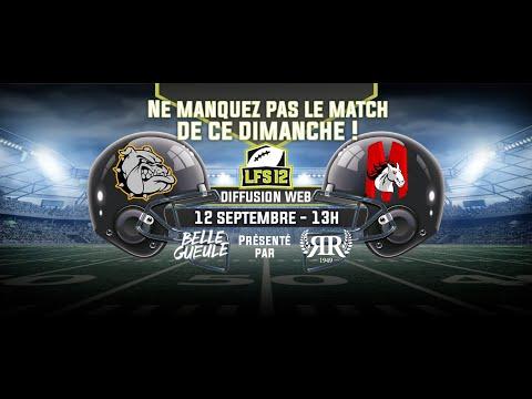 WEEK 4 LFS12 2021 : Bulldogs vs Mustangs (12/09/21)