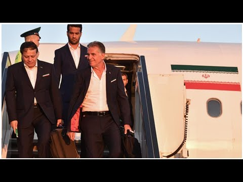 Video Iran als erstes Team in Russland eingetroffen download in MP3, 3GP, MP4, WEBM, AVI, FLV January 2017