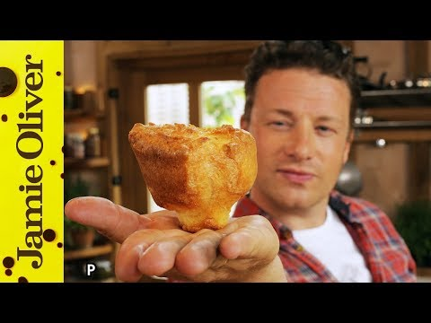 How To Make Yorkshire Puddings %7C Jamie Oliver