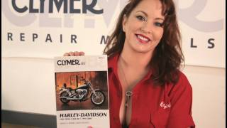4. Clymer Manuals Harley Davidson Dyna Super Glide FXD Twin Cam Shop Service Repair Manual Video