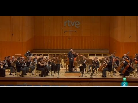 Tabakova Suite in Old Style with Spanish Radio Television Symphony Orchestra