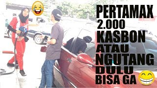 Video Pake Mobil BMW Ngisi Bensin Cuma 2.000 HAHA - Prank Indonesia MP3, 3GP, MP4, WEBM, AVI, FLV Februari 2018