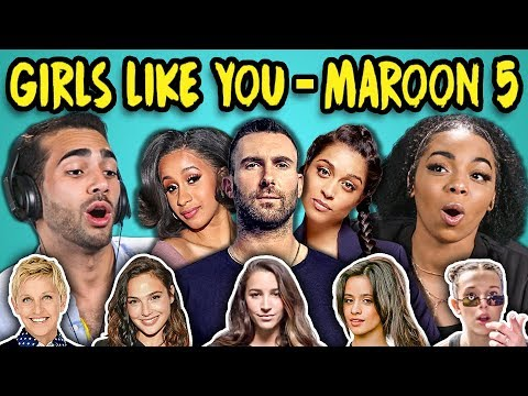 gratis download video - ADULTS-REACT-TO-GIRLS-LIKE-YOU--MAROON-5-Ft-Cardi-B