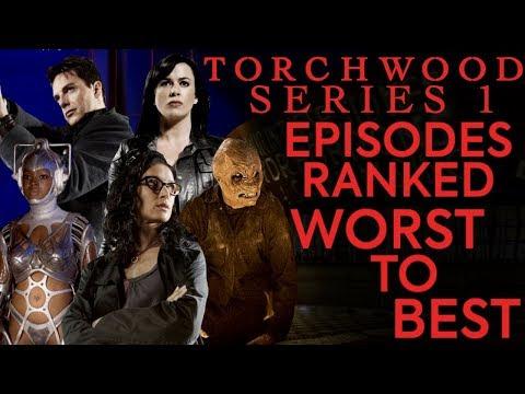TORCHWOOD S1 RANKED WORST TO BEST | Torchwood Episode Ranking