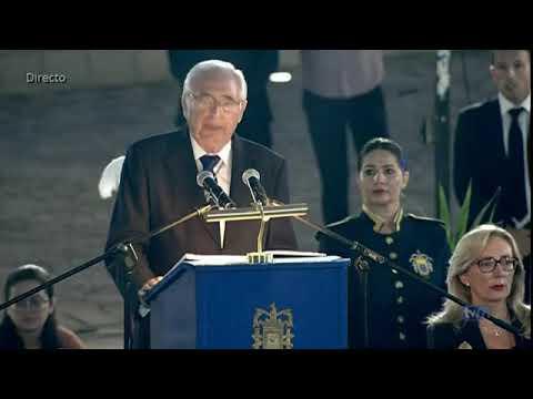 Discurso Institucional del presidente Juan José Im...