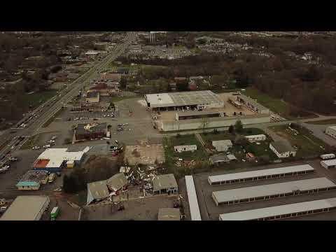 Lynchburg Tornado on Timberlake 2018