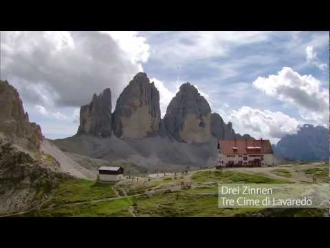 Tre Cime Dolomiti - estate