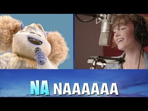 """Smallfoot - """"Moment of Truth"""" performed by CYN?>"""