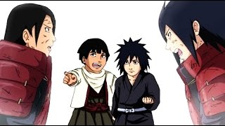 Download Lagu Naruto AMV - Madara & Hashirama - Runnin Mp3