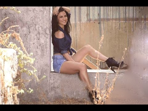 Big Boss Contestant Elli AvRam At Rocky's Men's Collection Ad Shoot