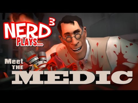 medic - T-SHIRTS! http://districtlines.com/nerdcubed Dad³ Channel! http://www.youtube.com/user/OfficialDadCubed Second Channel! http://www.youtube.com/user/Officiall...