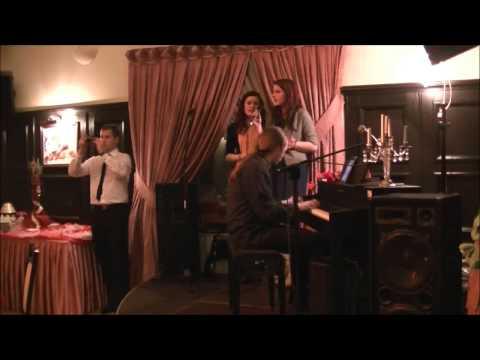 Walentynki 2013 w restauracji Villa Aromat  cz.4. (Anna Wilk, Ilona Trepka)