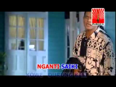 didi kempot sri minggat   YouTube