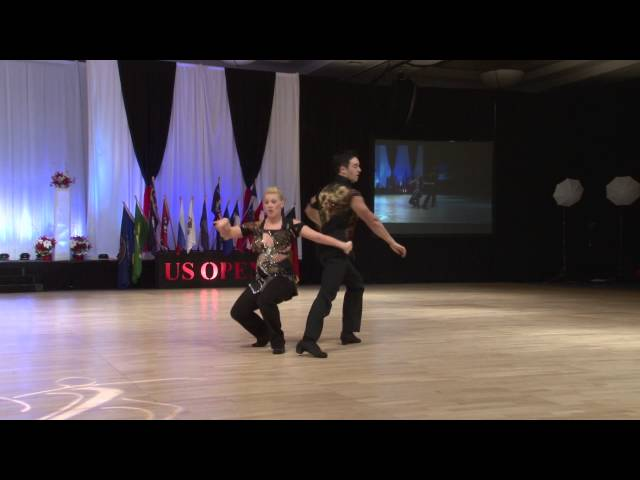 014 Classic Champions - Jordan Frisbee & Tatiana Mollmann - US Open
