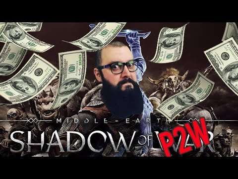 Chipart - Shadow Of War (Pay to win?)