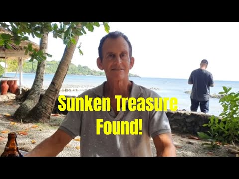 Millions in Sunken Treasure found!