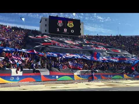"""Los de Abajo y el carnaval en Ñuñoa """"Esta es tu hinchada"""" - Los de Abajo - Universidad de Chile - La U - Chile - América del Sur"""