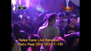 Senam Malam With RALES Special Party At Batu Raja OKU (20/10/18) Created By Royal Studio