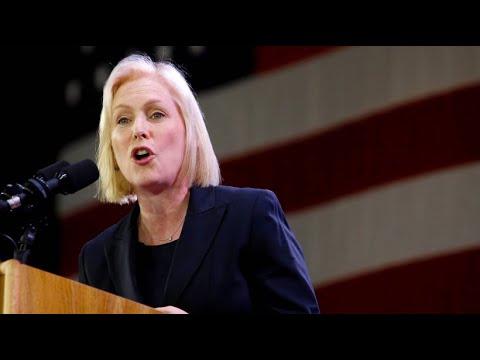 USA: Demokratische Senatorin Gillibrand will Präsidentin werden