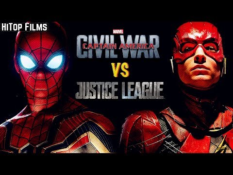 Civil War v Justice League: Dawn of Character Development (Video Essay)