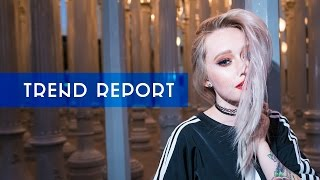 ☂ Trend Report: Light up Shoes, Peel off Makeup + More by Michelle Phan